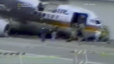 Mayday Season 9 :Episode 4  Cleared for Disaster (USAir Flight 1493)