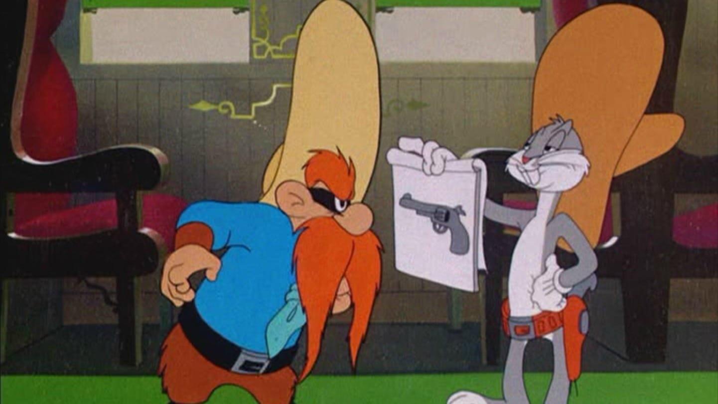 Hare Trigger (1945)