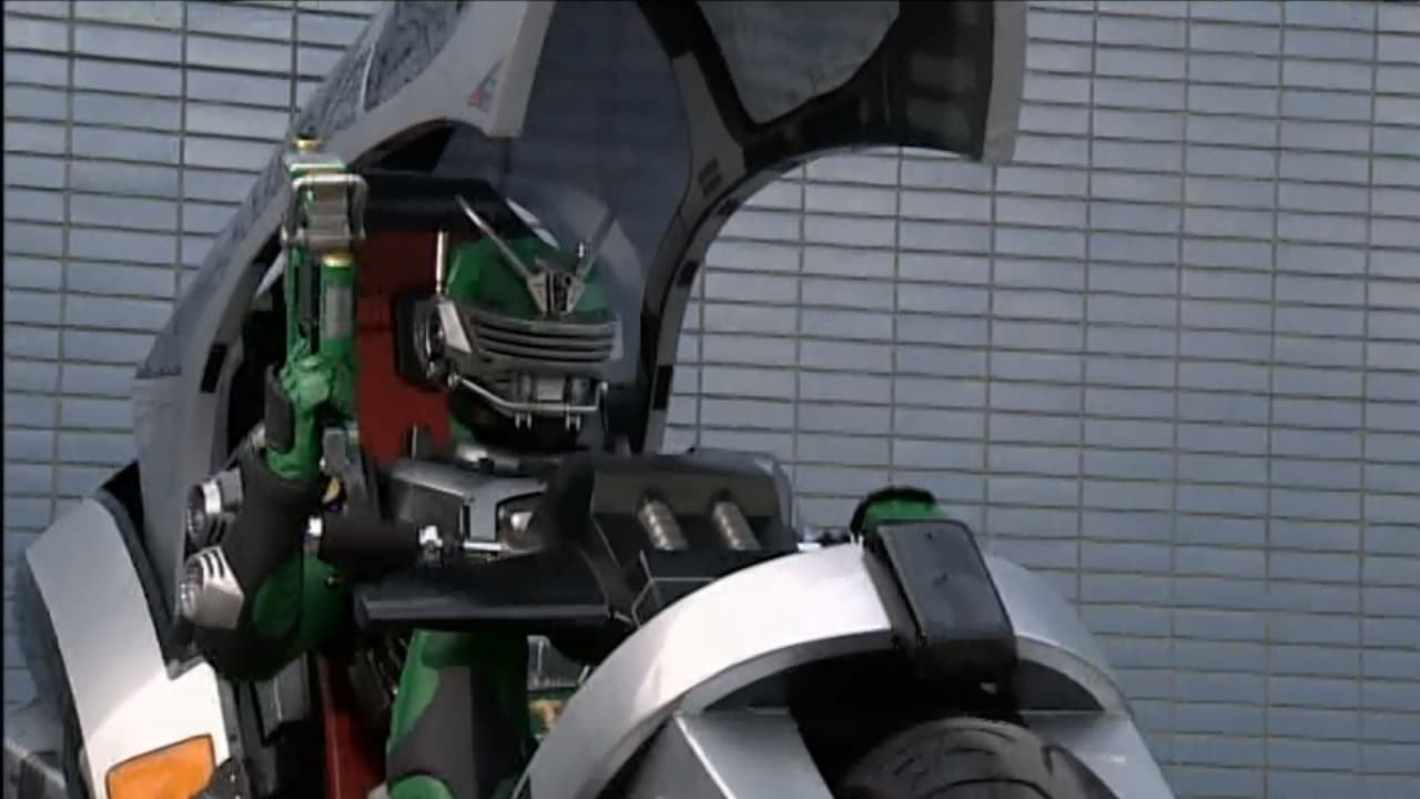 Kamen Rider Season 12 :Episode 7  Episode 7
