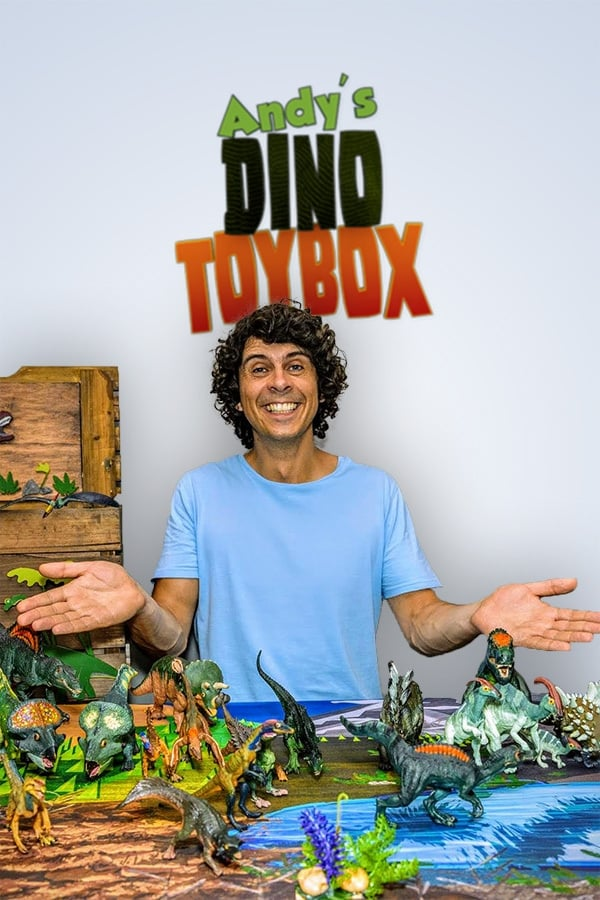 Andy's Dino Toybox TV Shows About Education