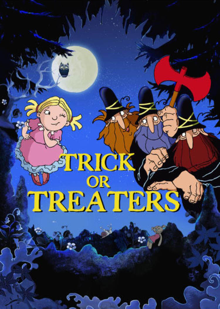 Trick or Treaters on FREECABLE TV