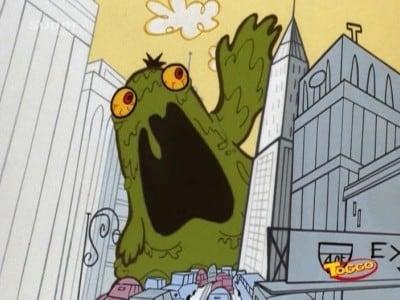 The Powerpuff Girls Season 3 :Episode 15  Catastrophe