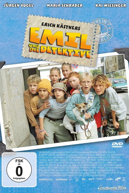 Emil Und Die Detektive Film 1964
