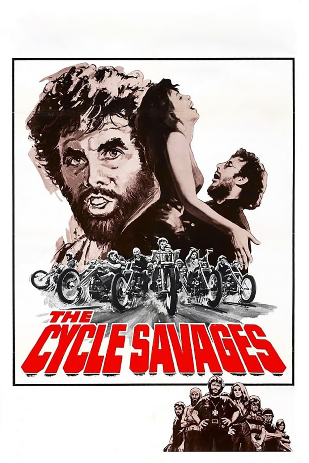 Watch The Cycle Savages Online