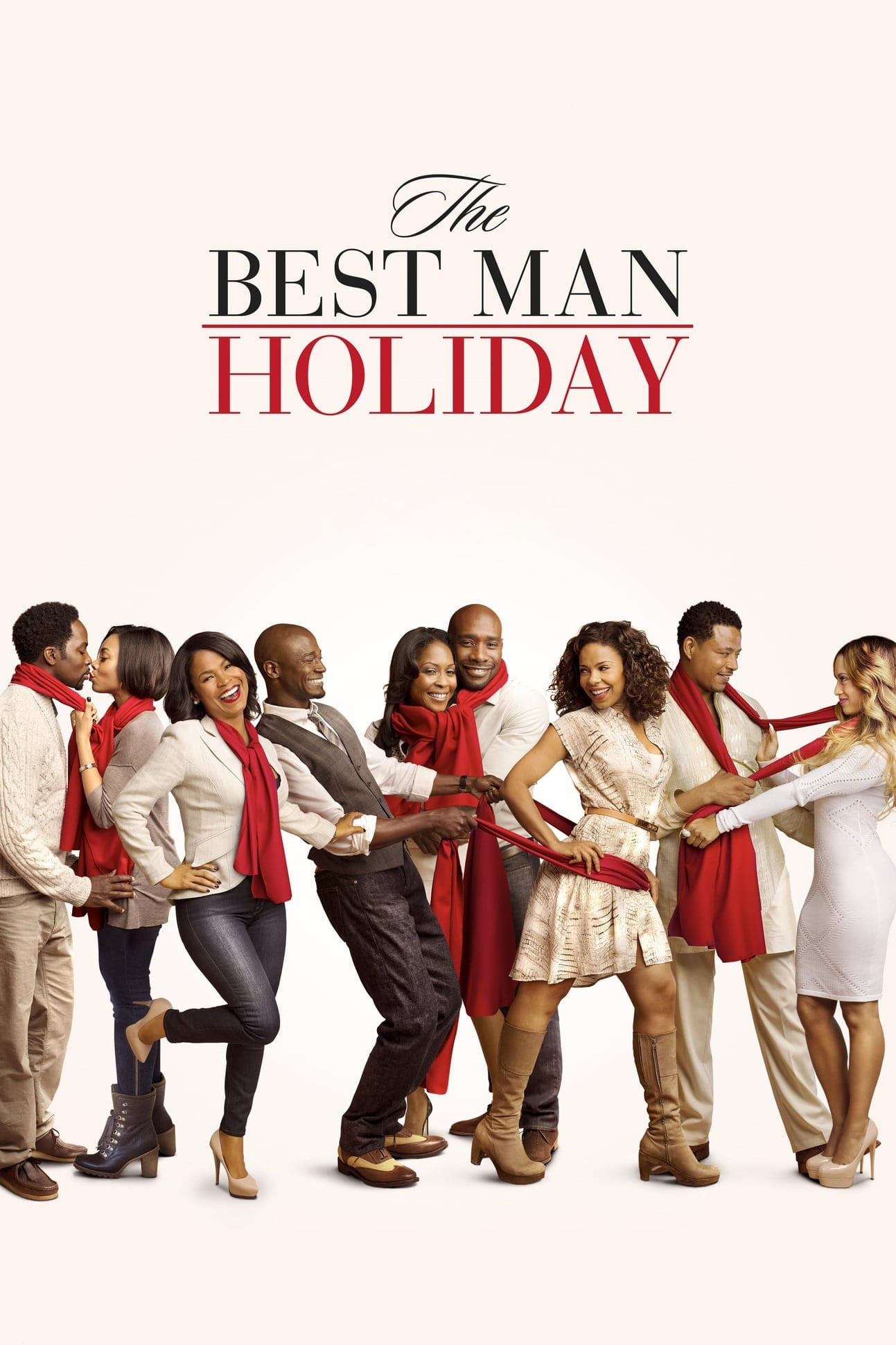 El reencuentro (The Best Man Holiday)