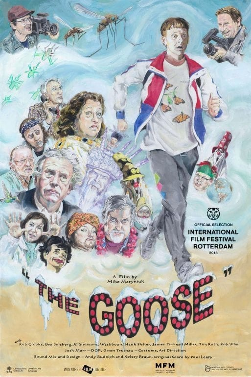 The Goose (2018)