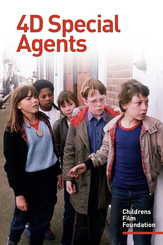 4D Special Agents (1981)