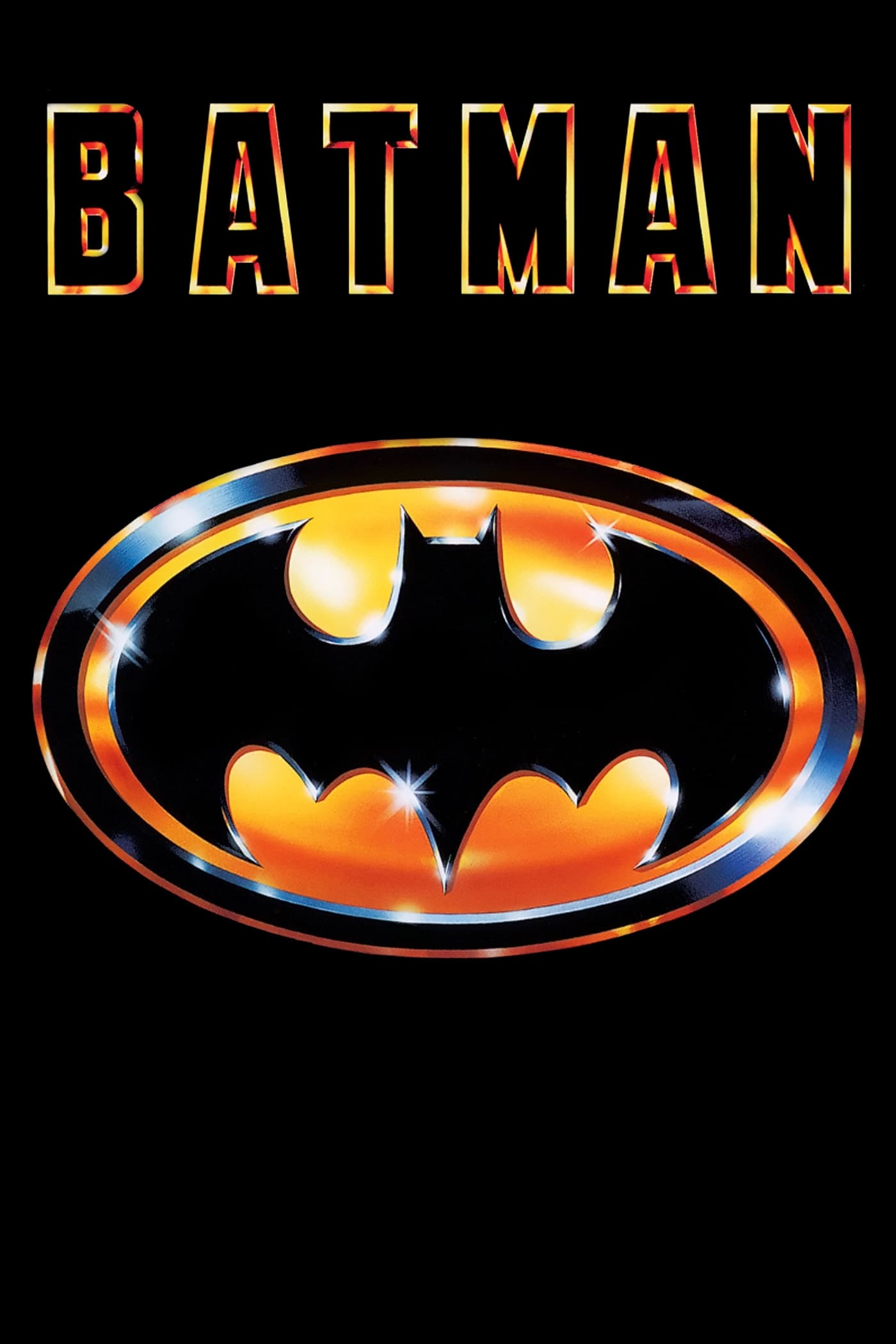Batman (1989) - The Movie