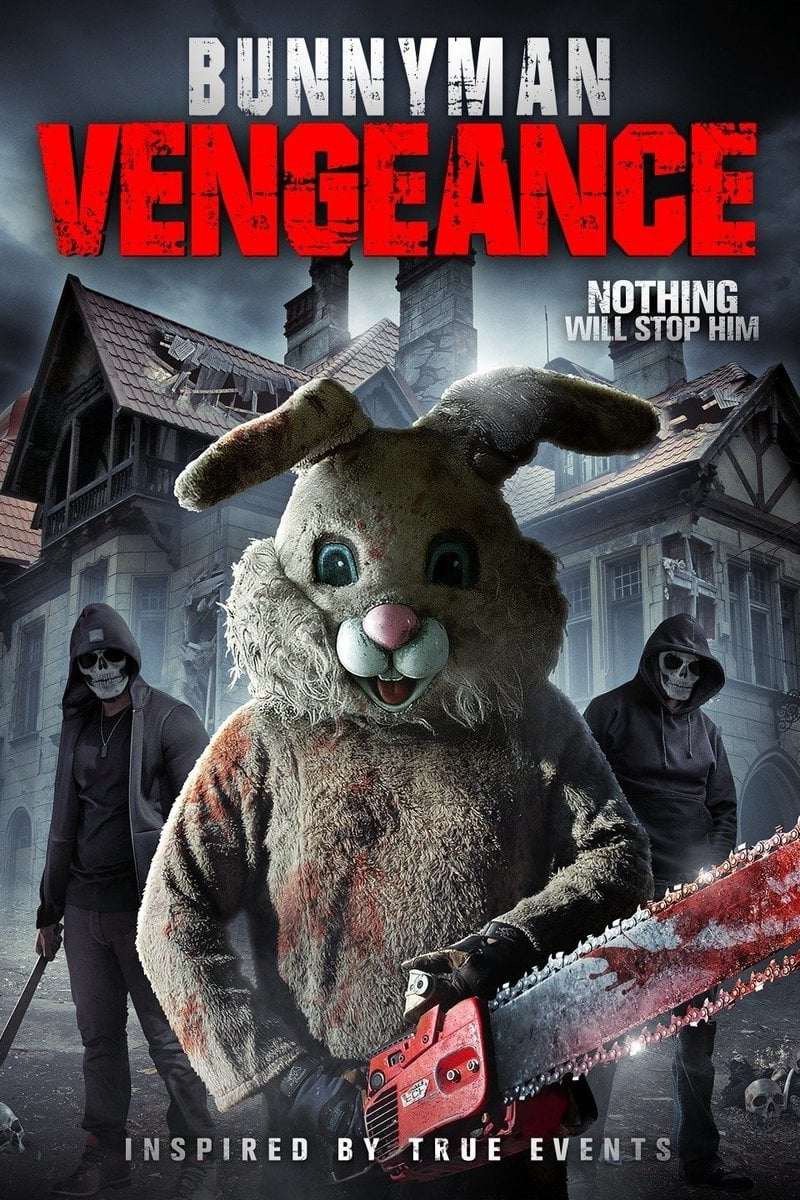 Póster Bunnyman Vengeance