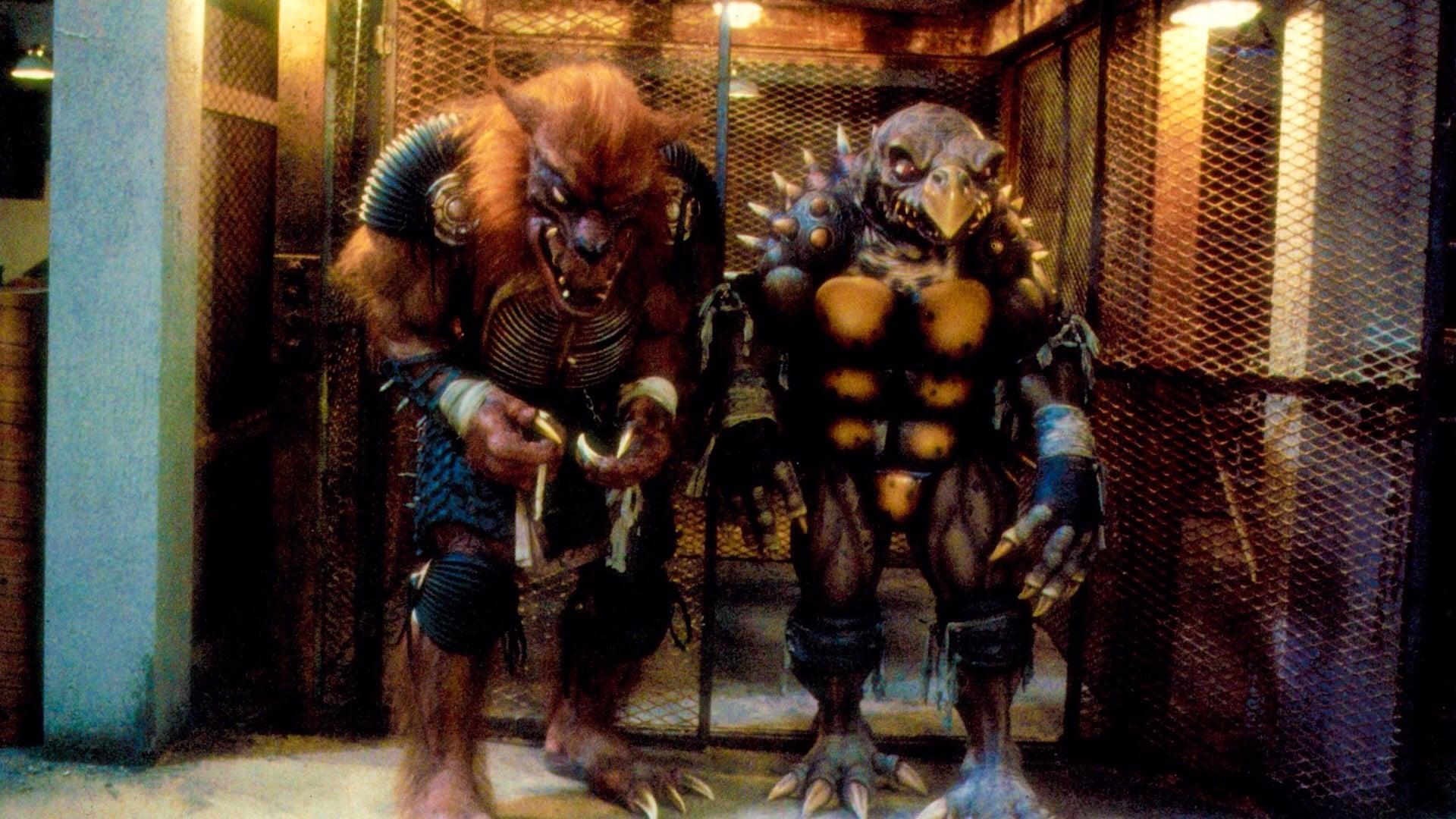Las Tortugas Ninja II: El secreto del Ooze