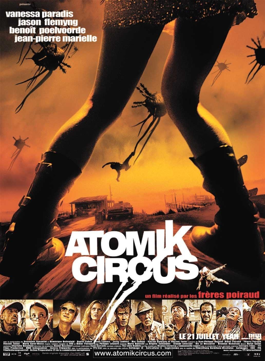 Voir Atomik Circus, Le Retour de James Bataille - 2004