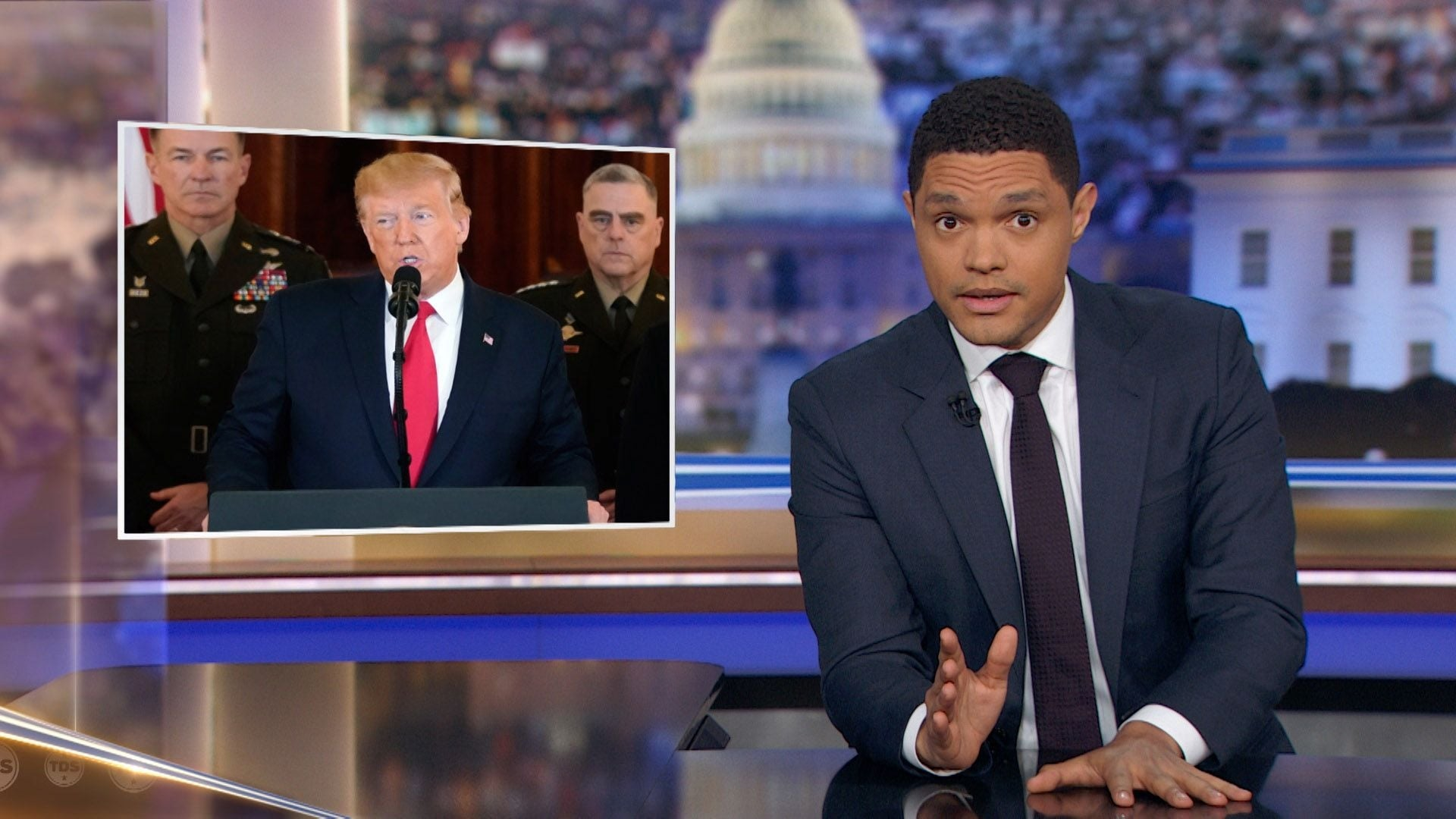 The Daily Show with Trevor Noah Season 25 :Episode 43  Mo Rocca
