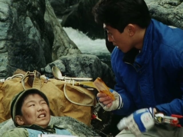 Super Sentai Season 14 :Episode 11  Dangerous Treasure Hunt