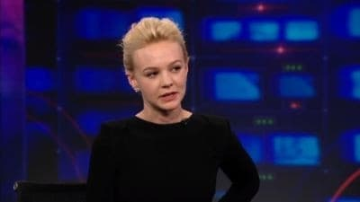 The Daily Show with Trevor Noah Season 18 :Episode 99  Carey Mulligan