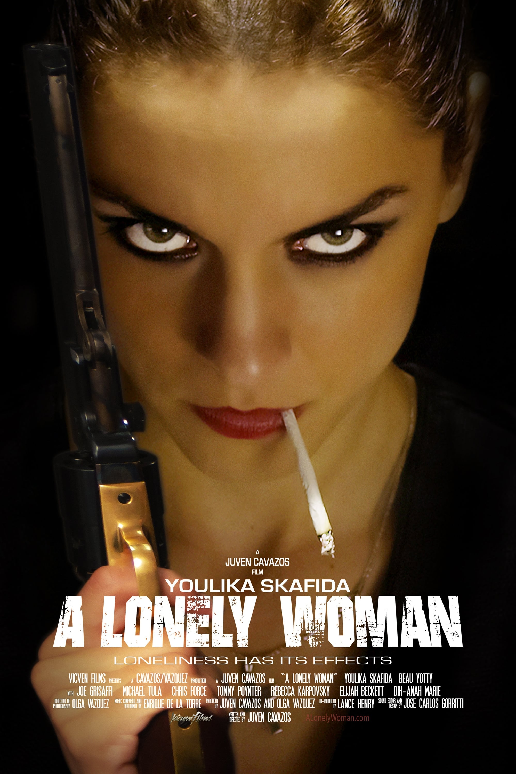 A Lonely Woman on FREECABLE TV