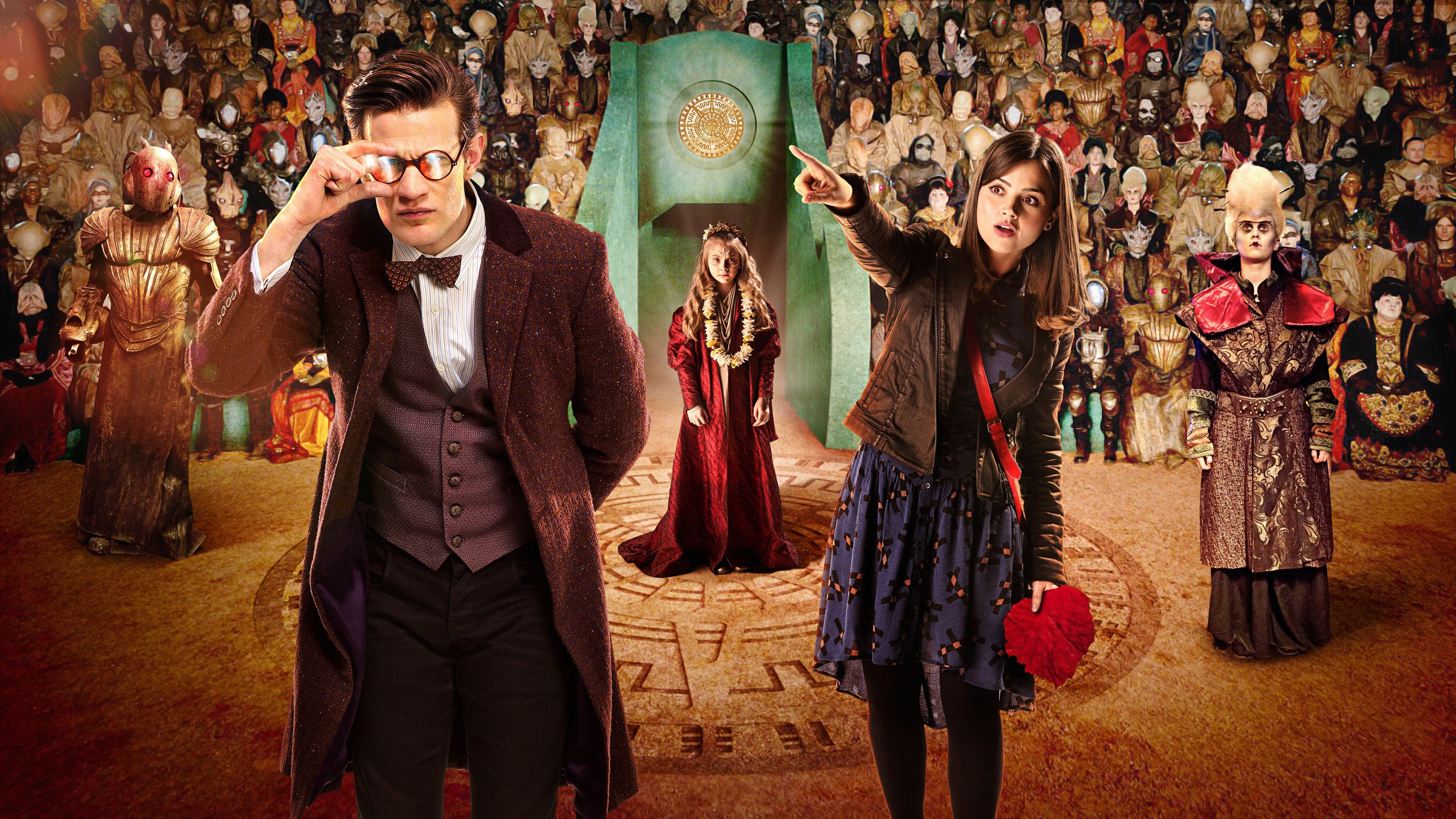 Doctor Who Season 7 :Episode 7  The Rings of Akhaten