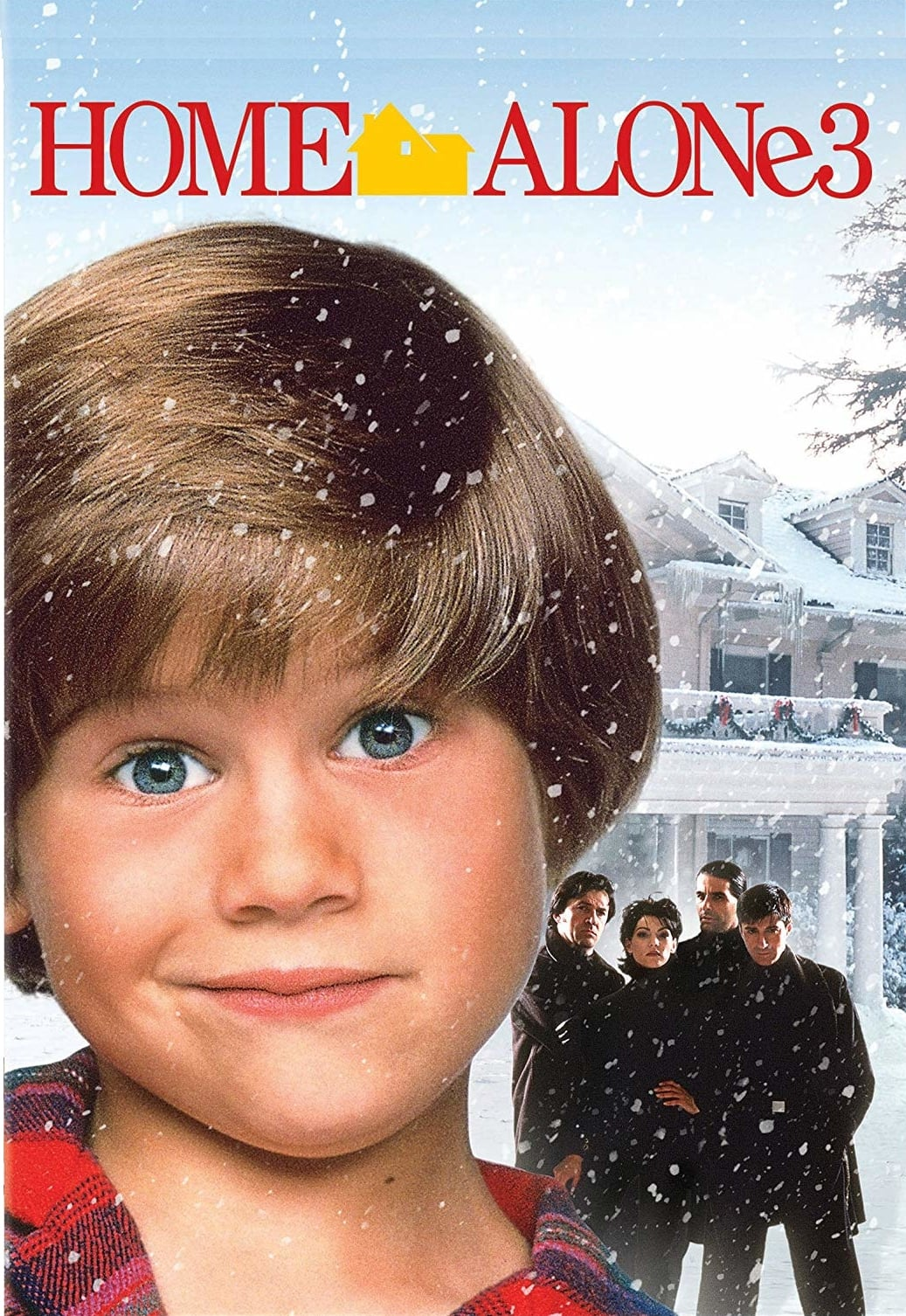 Home Alone 3 1997 Posters The Movie Database Tmdb