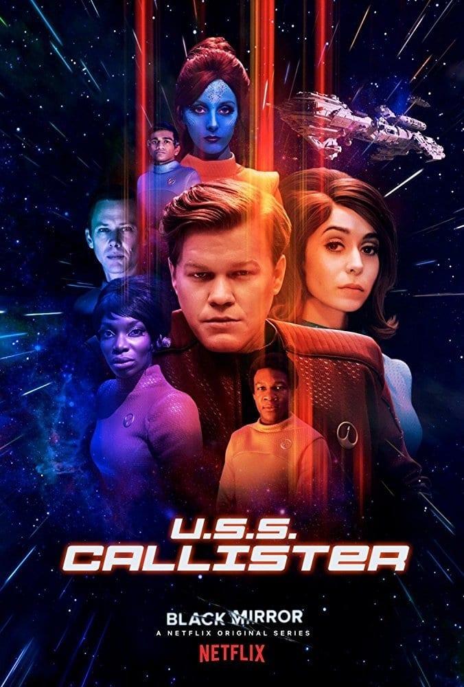 Ver Black Mirror: USS Callister Online HD Español ()
