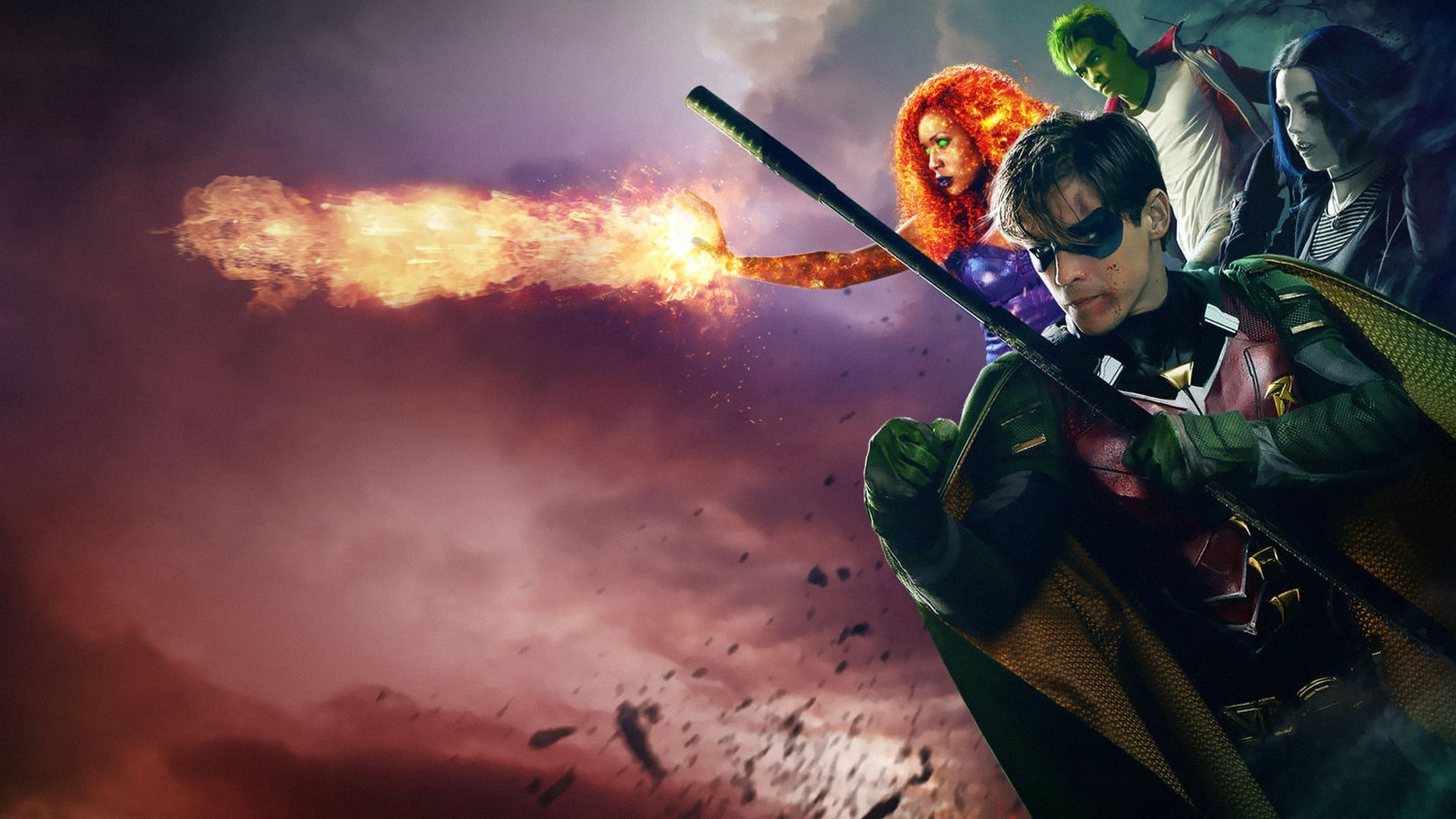Titans Full Series