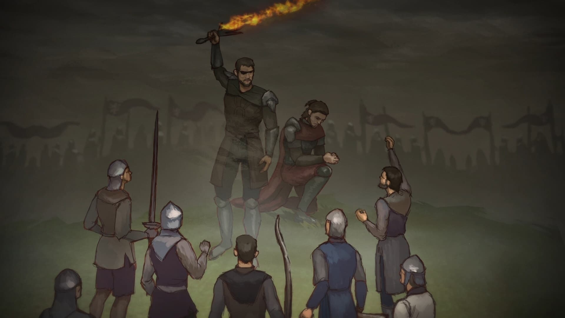 Game of Thrones Season 0 :Episode 156  Histories & Lore: The Brotherhood Without Banners