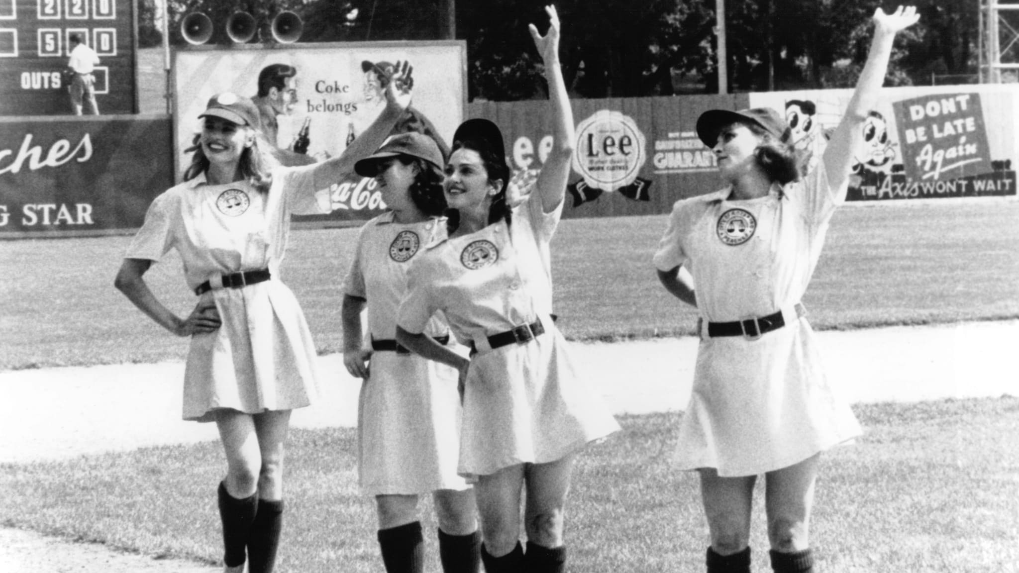 プリティ・リーグ (1992)