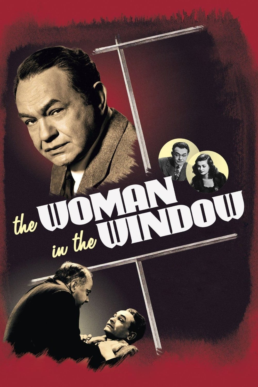 The Woman In The Window (1944)