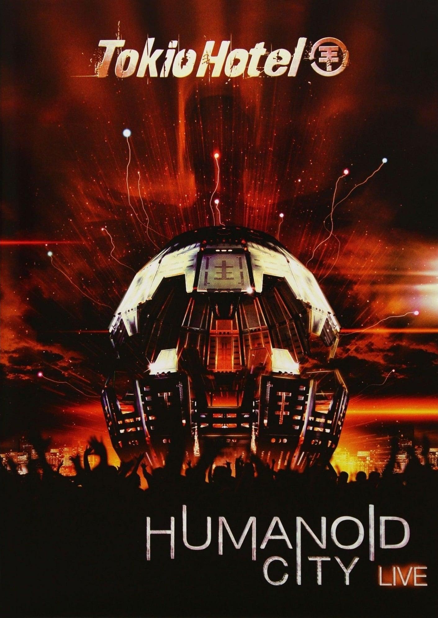 Ver Tokio Hotel – Humanoid City Live Online HD Español (2010)