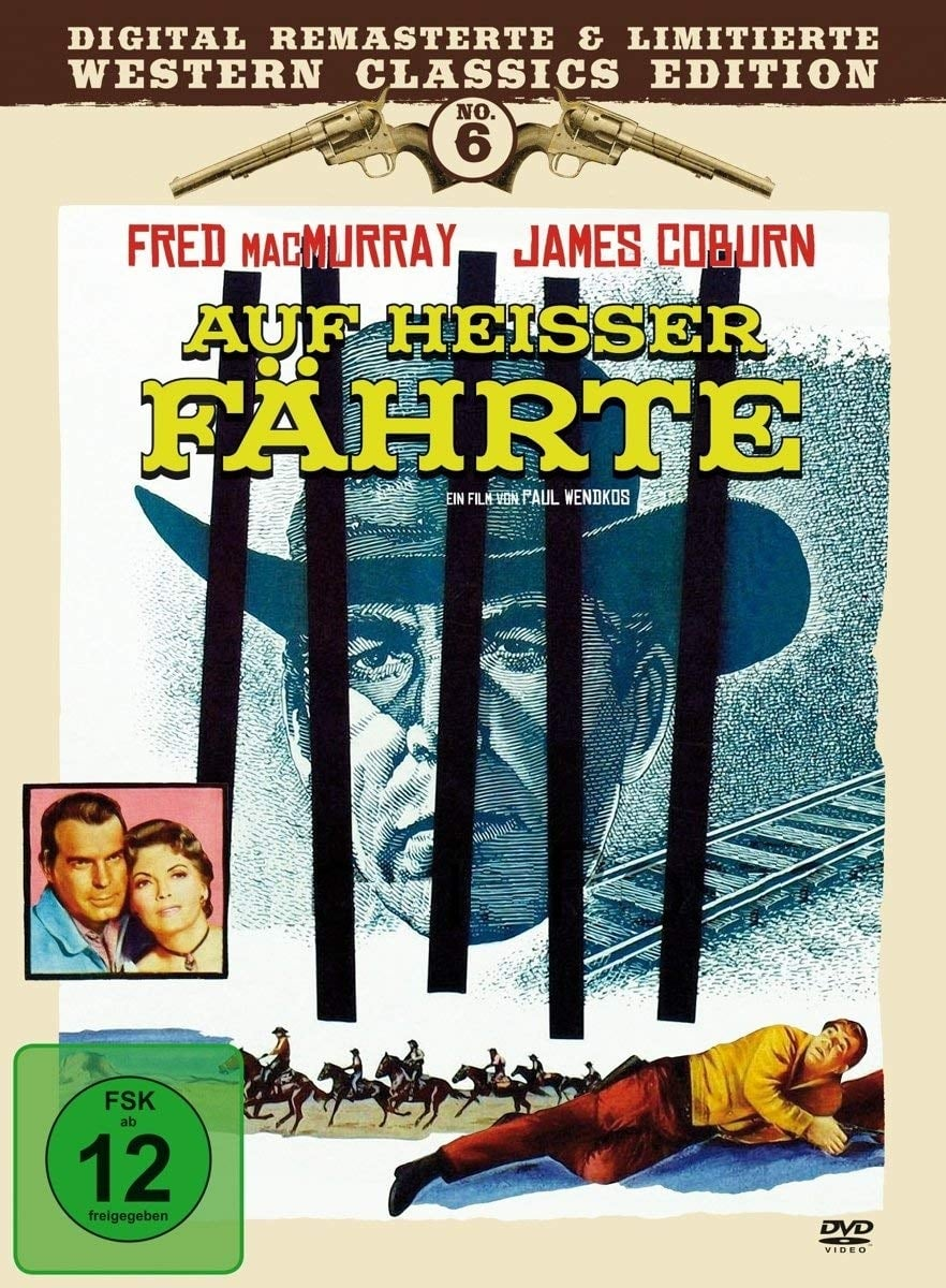 Face of a Fugitive (1959) - Posters — The Movie Database ...