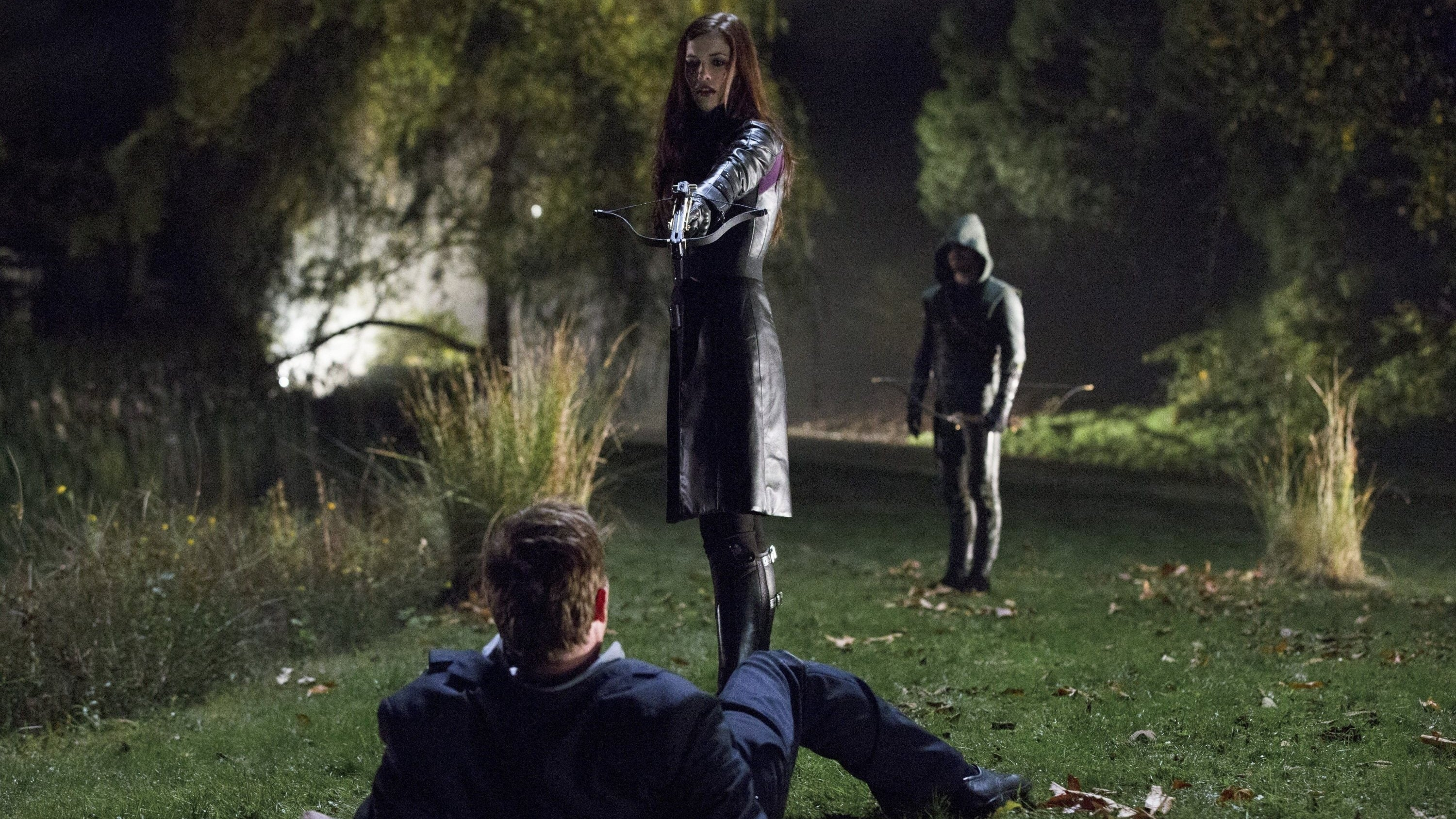 Arrow Season 1 :Episode 8  Vendetta