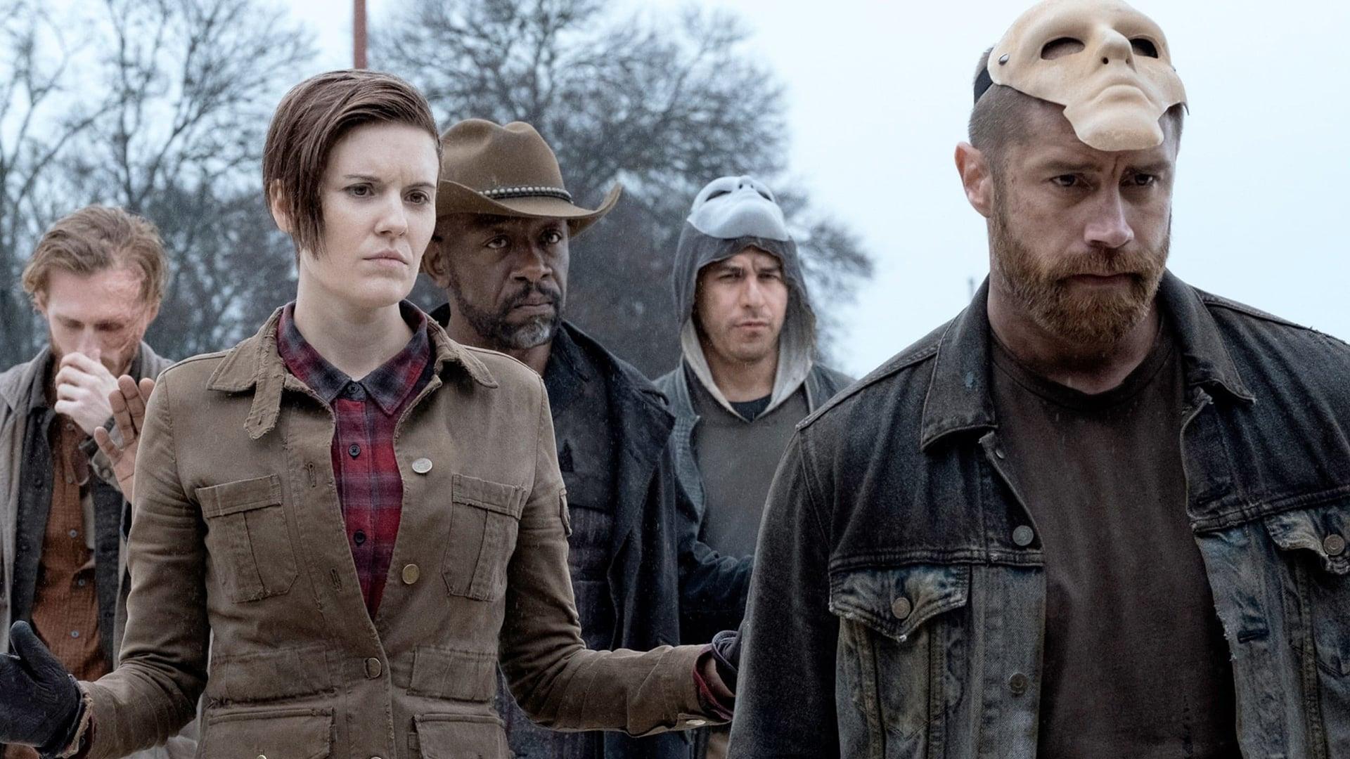 Fear the Walking Dead Season 6 :Episode 5  Honey