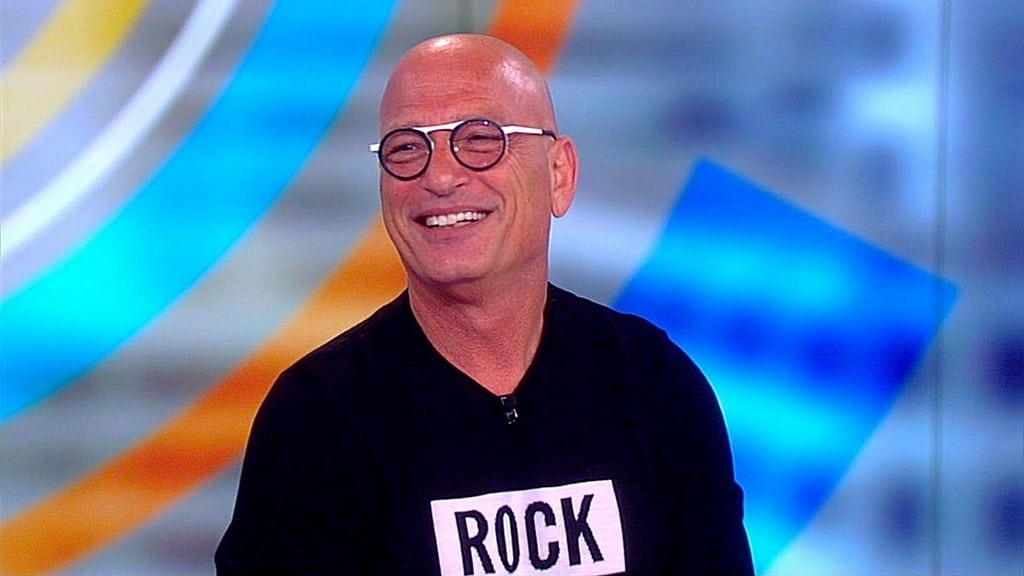 The View Season 22 :Episode 182  Howie Mandel
