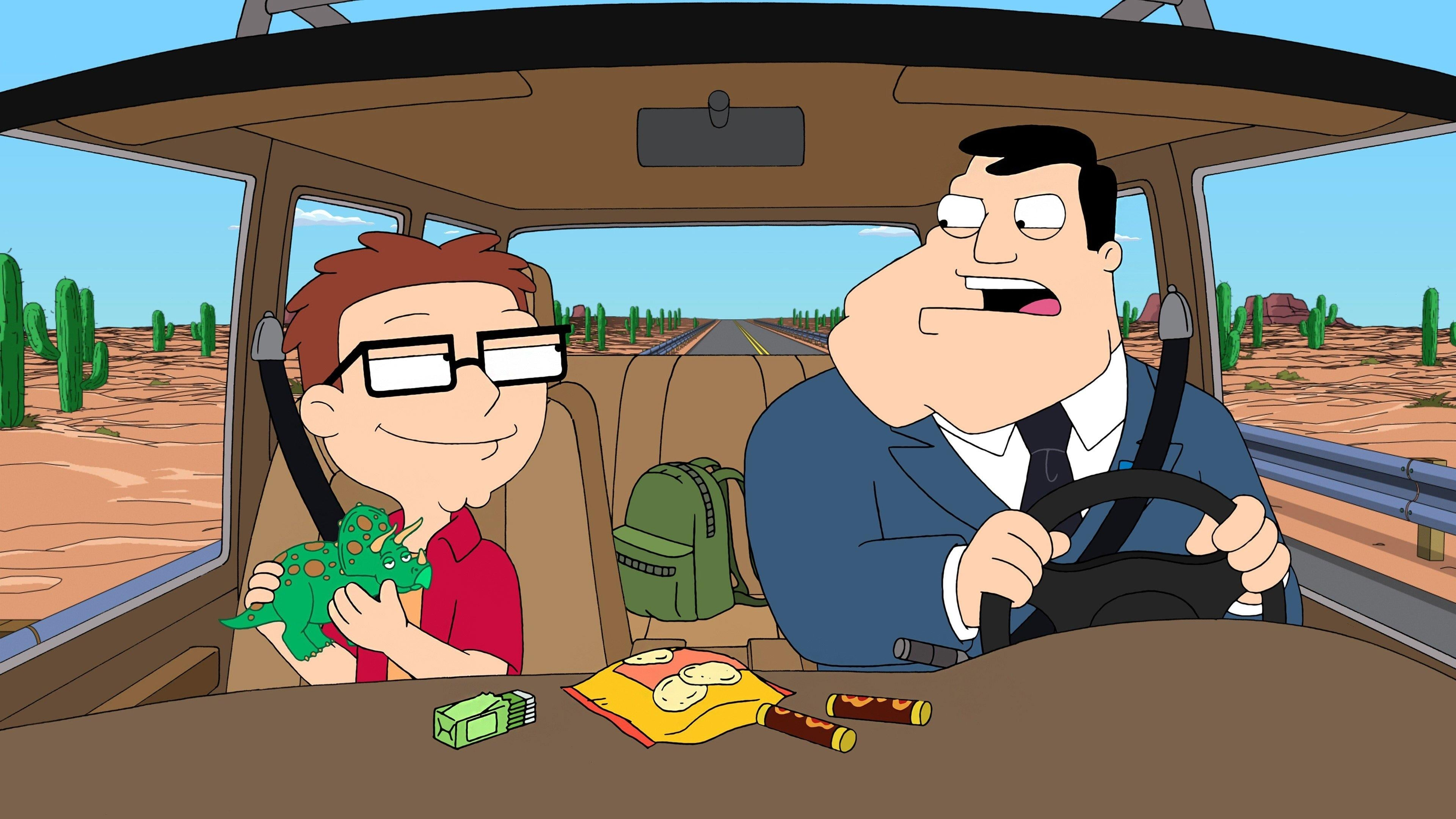 American Dad! Season 8 :Episode 18  Toy Whorey