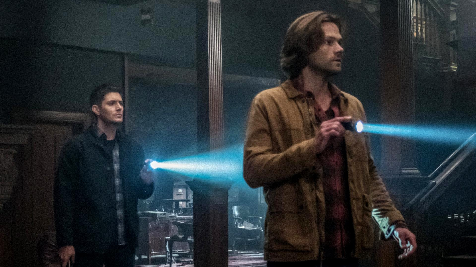 Supernatural Season 13 :Episode 5  Advanced Thanatology