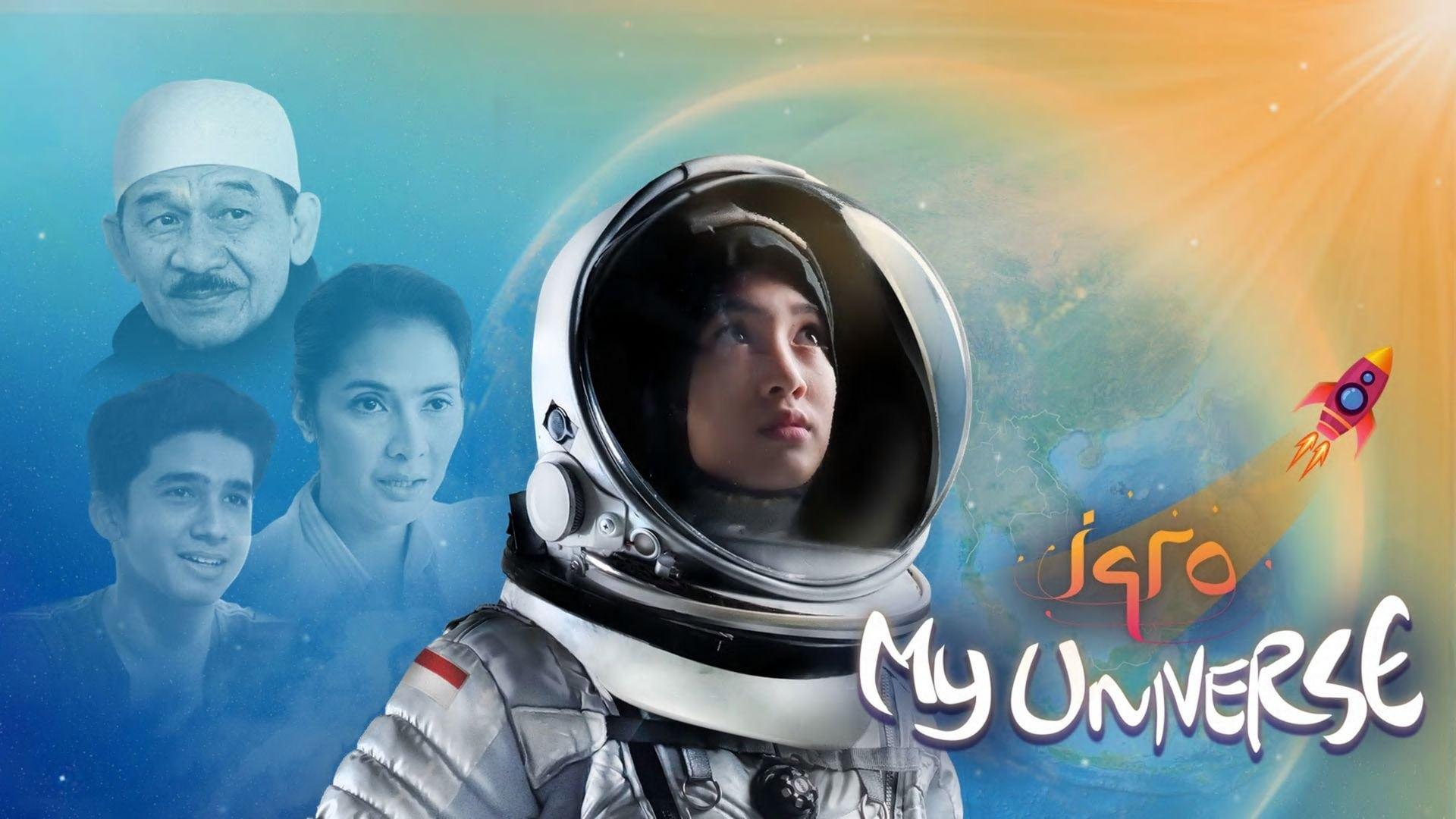 Iqro 2: My Universe
