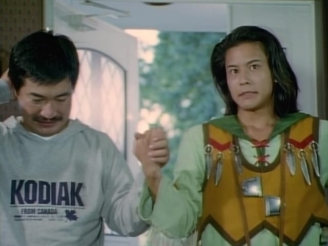 Super Sentai Season 22 :Episode 36  The Indomitable Haruhiko