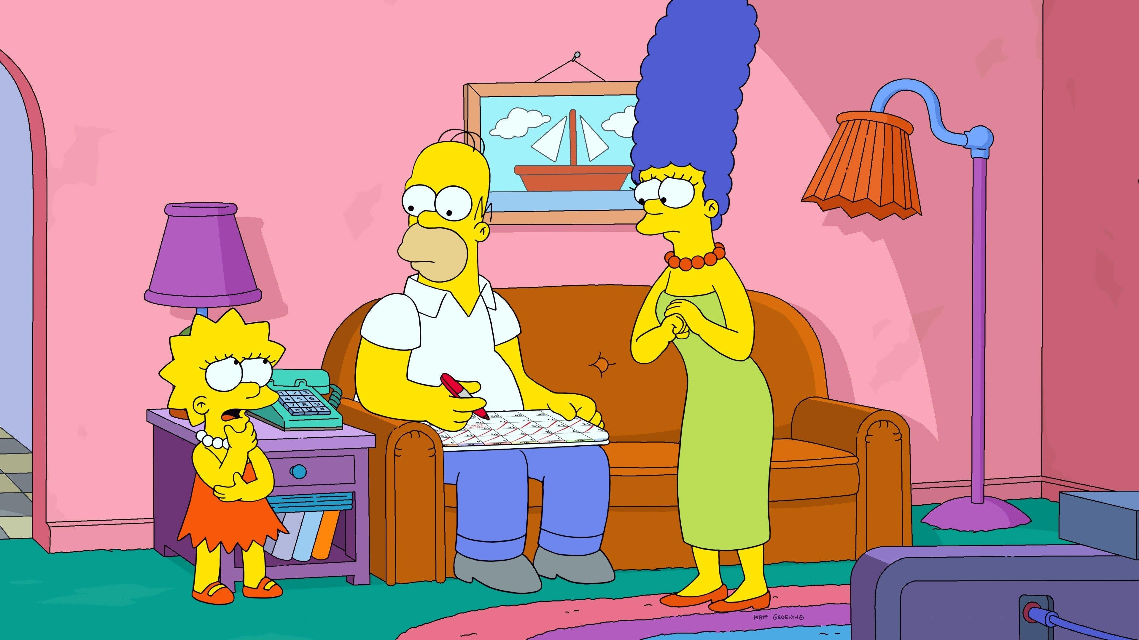 The Simpsons Season 30 :Episode 15  101 Mitigations