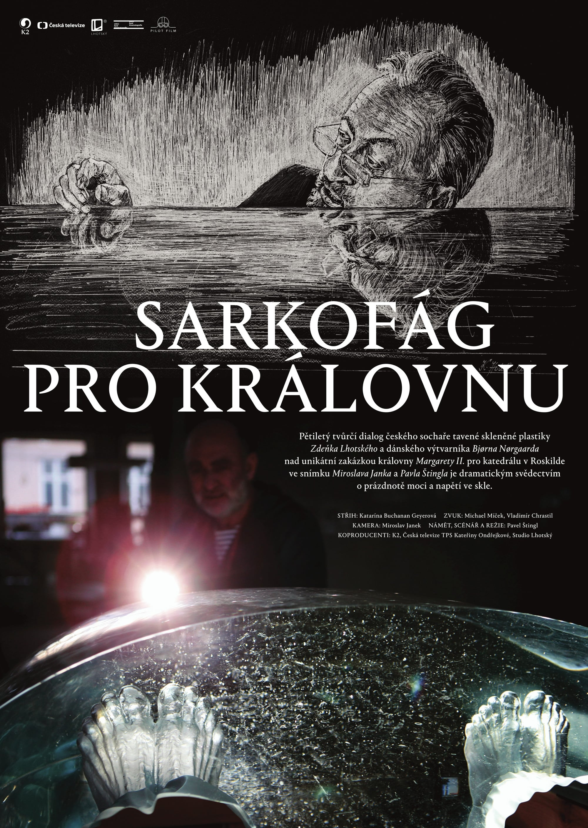 Sarcophagus for a Queen (2019)