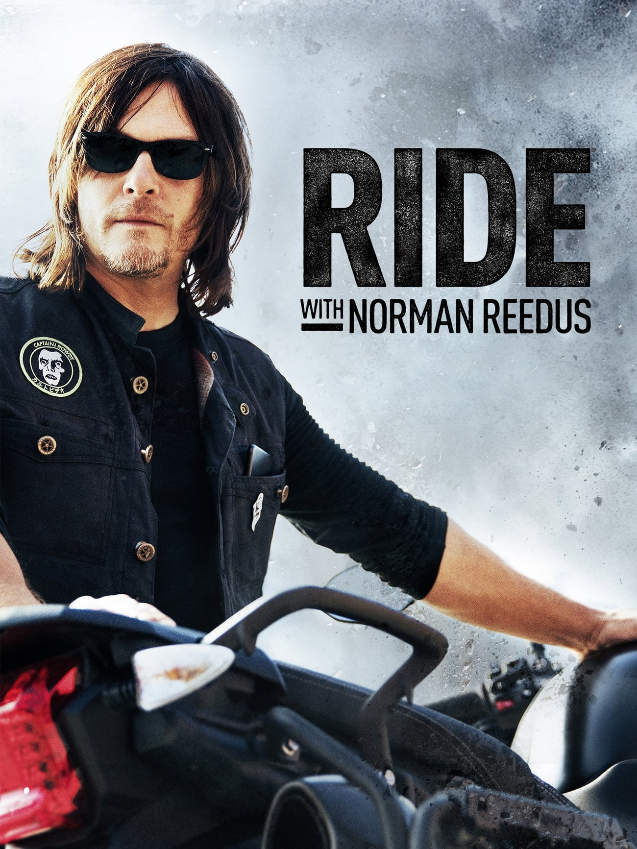 Ride with Norman Reedus TV Shows About Motorcycle