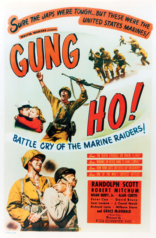 'Gung Ho!': The Story of Carlson's Makin Island Raiders on FREECABLE TV