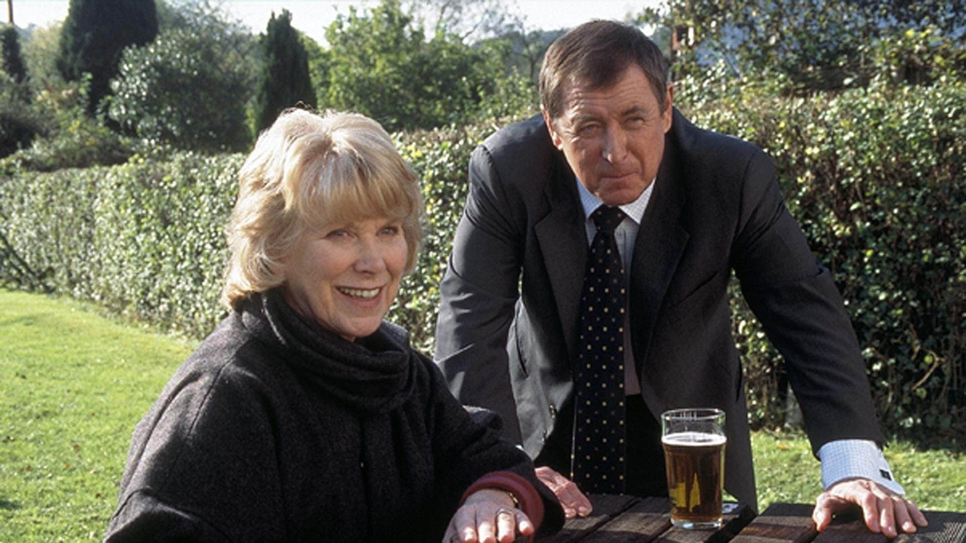 Midsomer Murders Season 5 :Episode 2  A Worm in the Bud