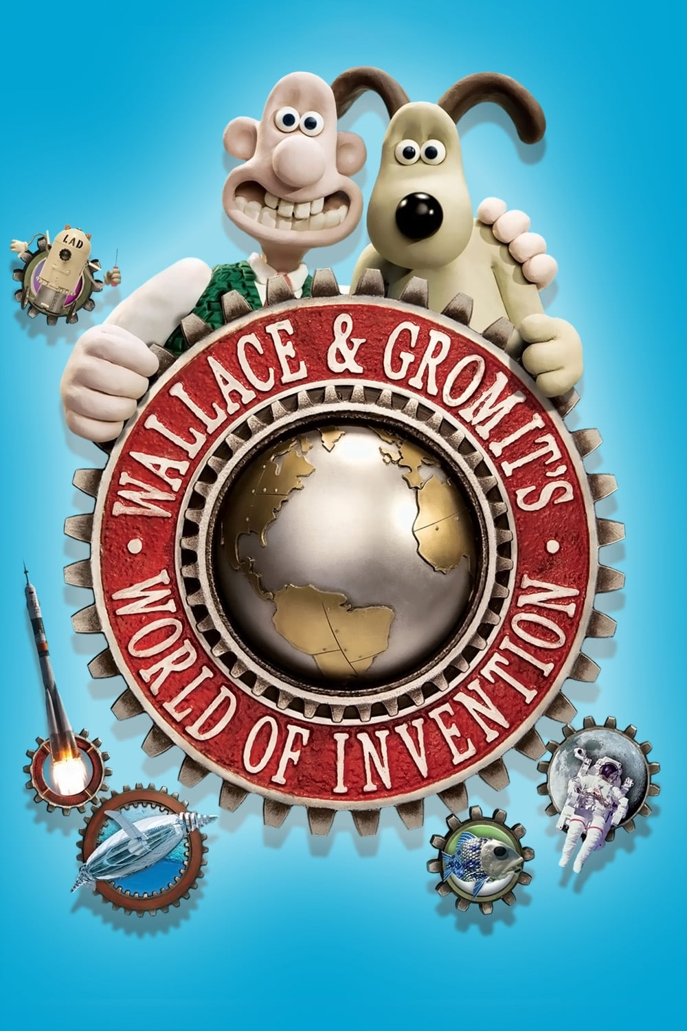 Wallace & Gromit's World of Invention (2010)