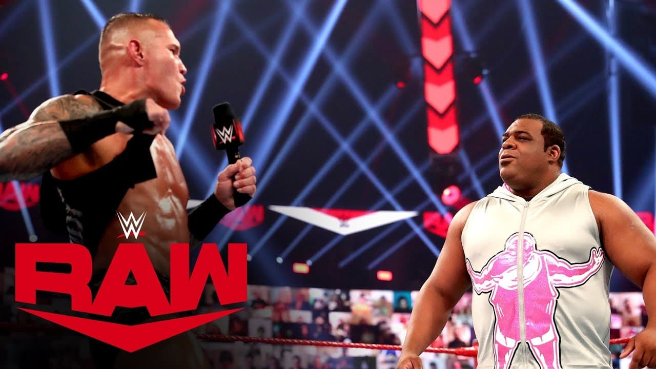 WWE Raw Season 28 :Episode 34  August 24, 2020
