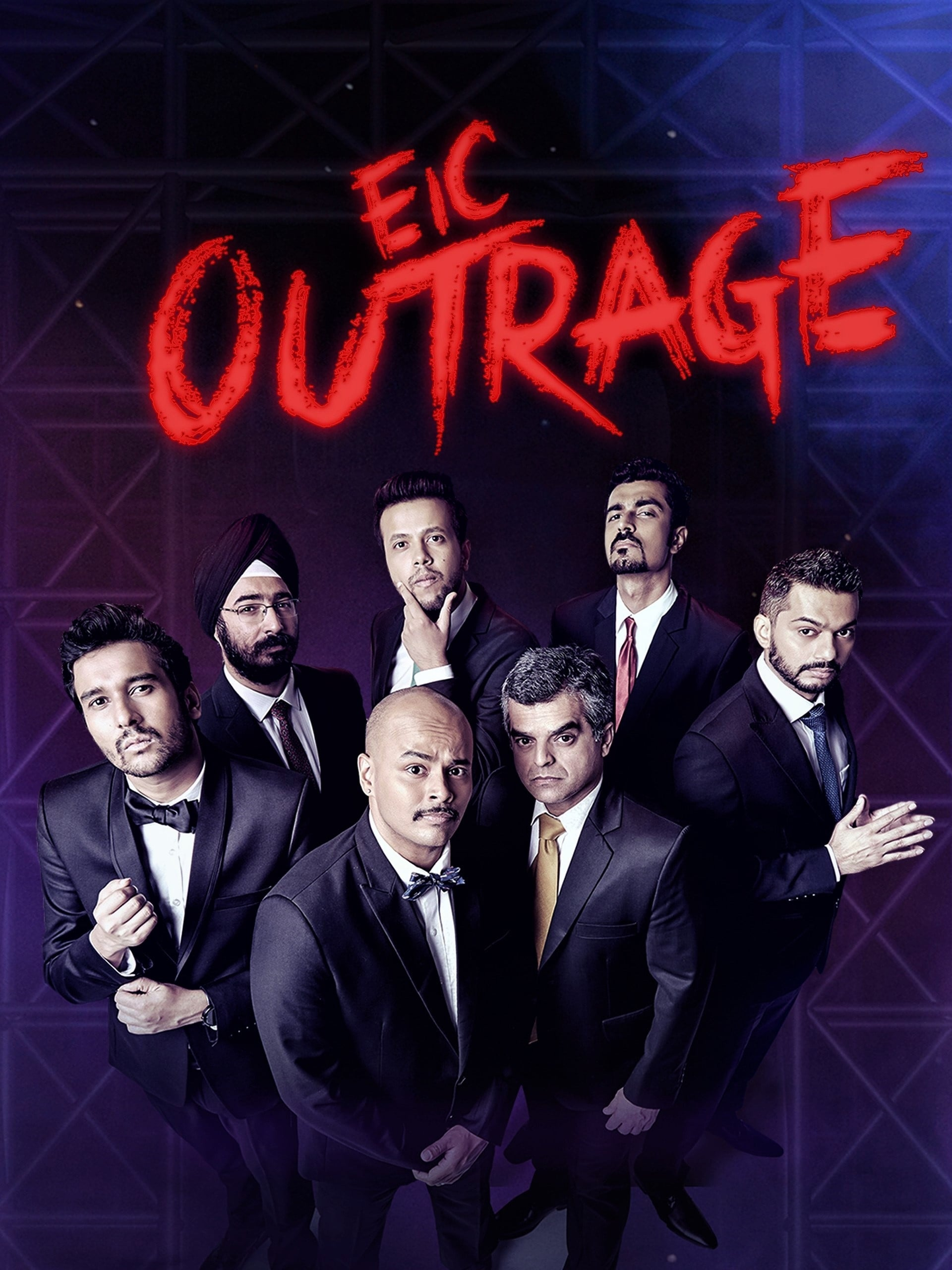 Ver EIC: Outrage Live Online HD Español ()