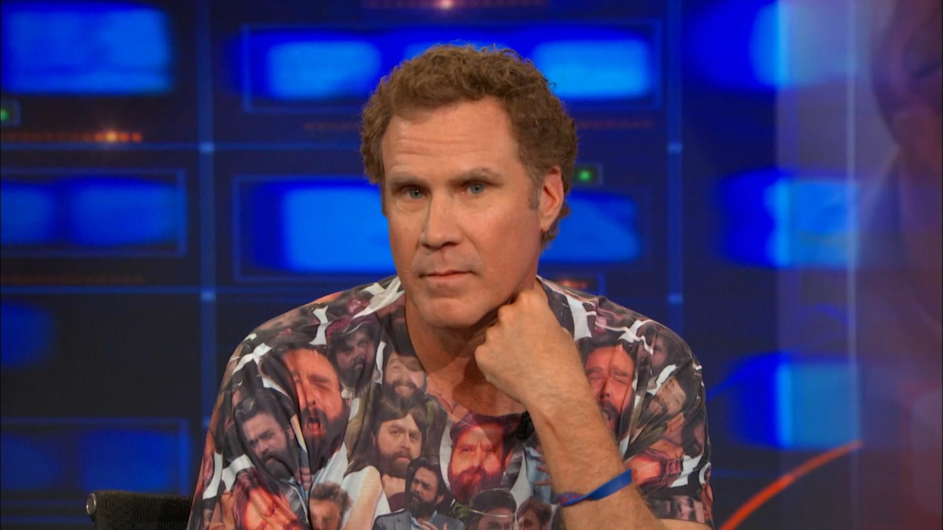 The Daily Show with Trevor Noah Season 20 :Episode 79  Will Ferrell