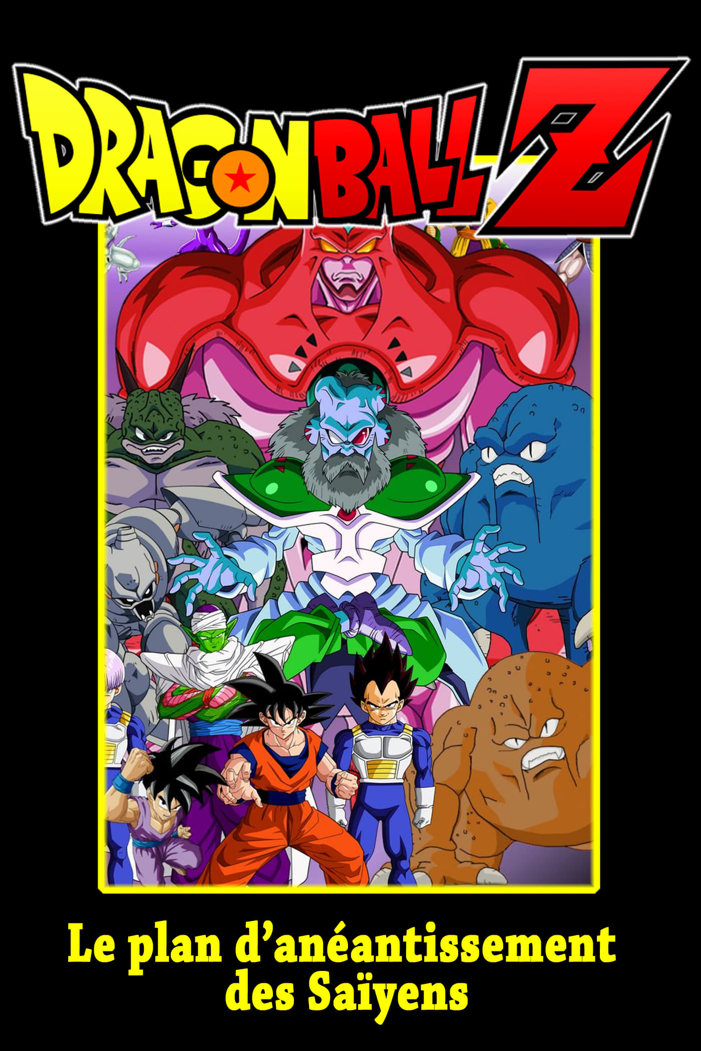 Dragon Ball Plan To Eradicate The Super Saiyans 2010 Movies