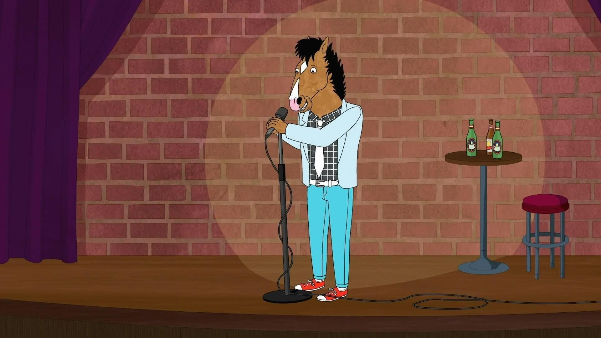 BoJack Horseman Season 1 :Episode 4  Zoes and Zeldas