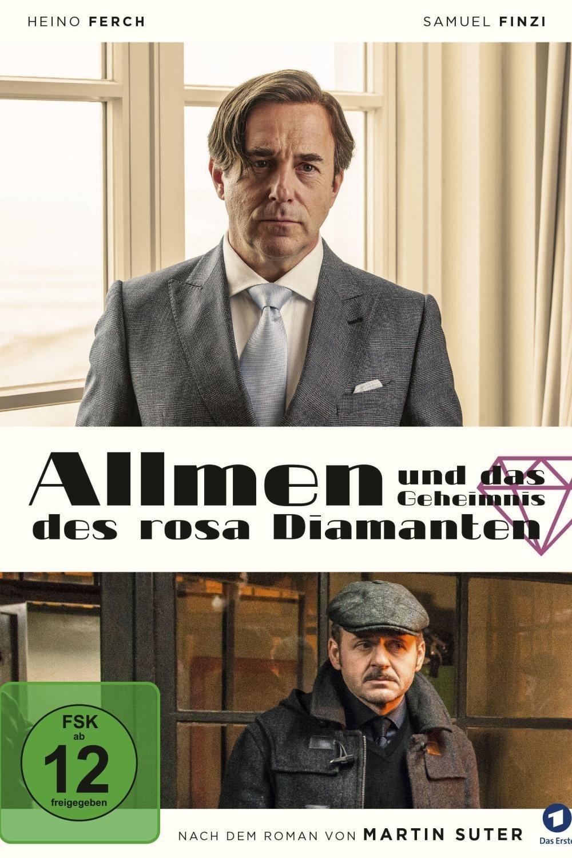 watch Allmen und das Geheimnis des rosa Diamanten 2017 online free