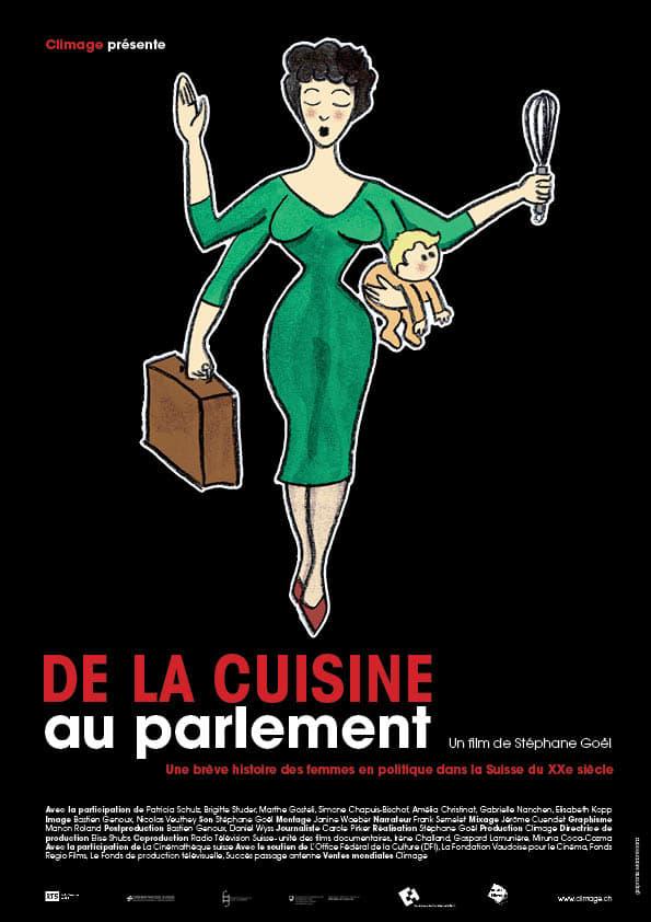 Ver De la cuisine au parlement Online HD Español (2012)