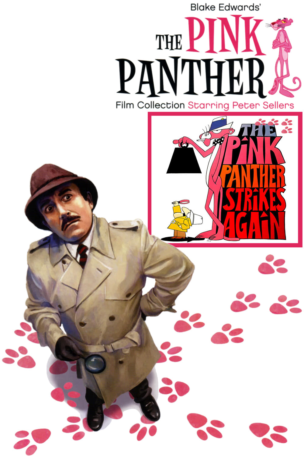 Rožinė pantera puola / The Pink Panther Strikes Again (1976)