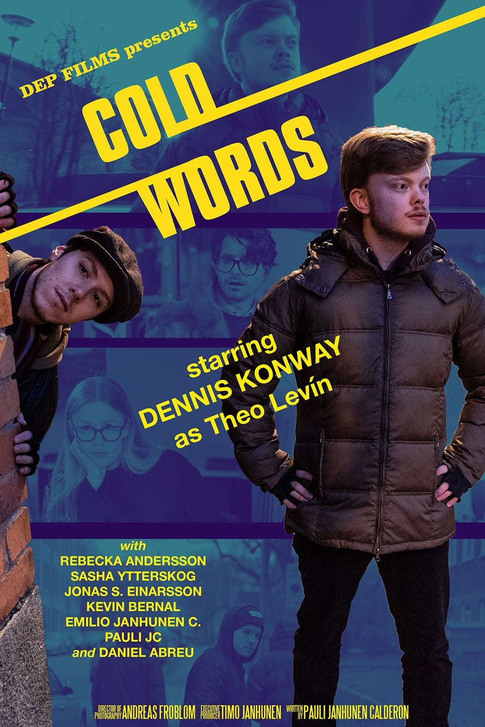 watch Cold Words 2019 online free